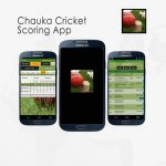 Chauka Cricket  Scoring App