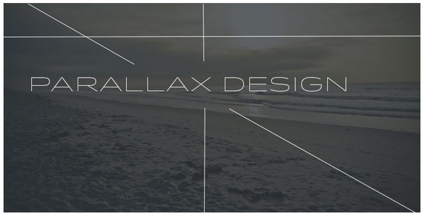 A New Trend in Web Design World: Parallax Design