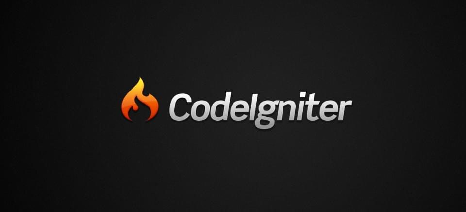 Codeigniter : The Intro
