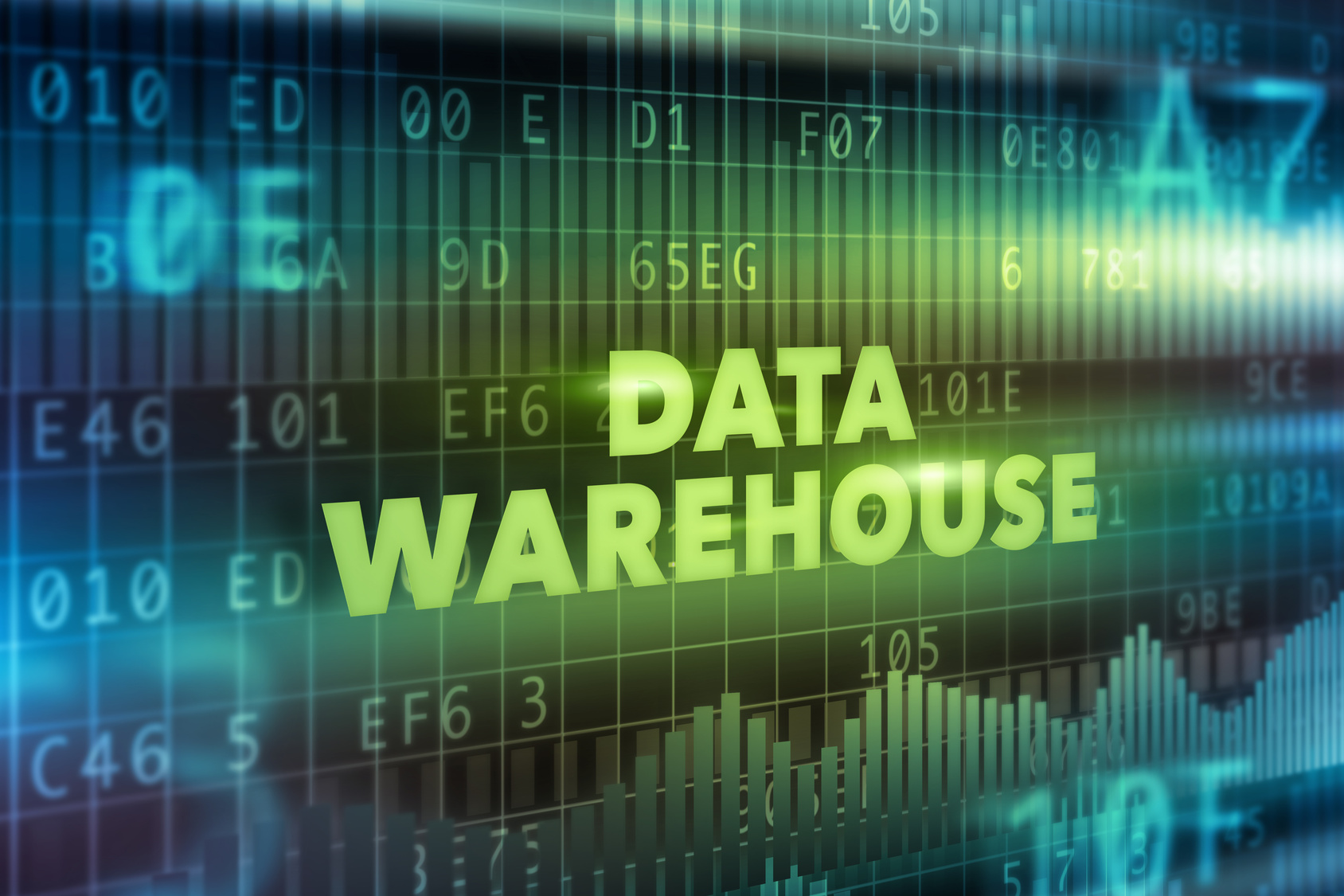 Data warehouse is MUST