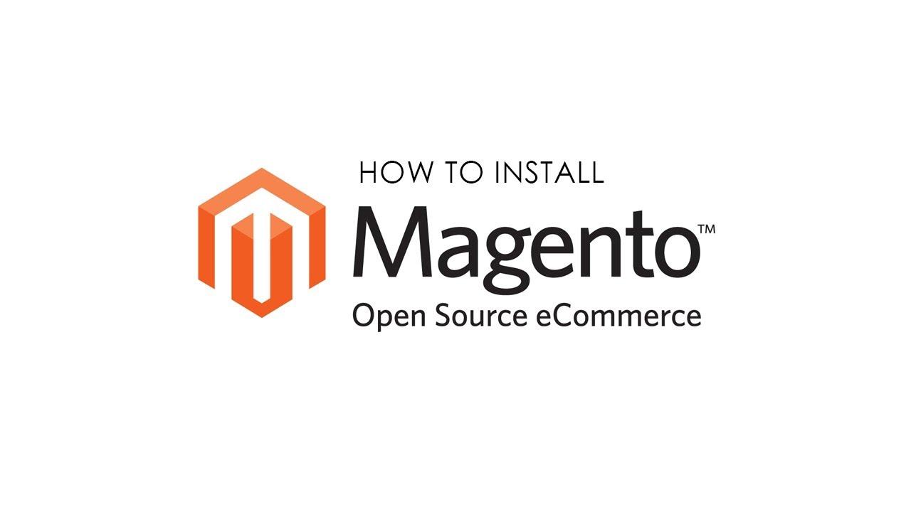 How To Install Magento Manually
