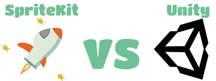 Sprite Kit VS Unity